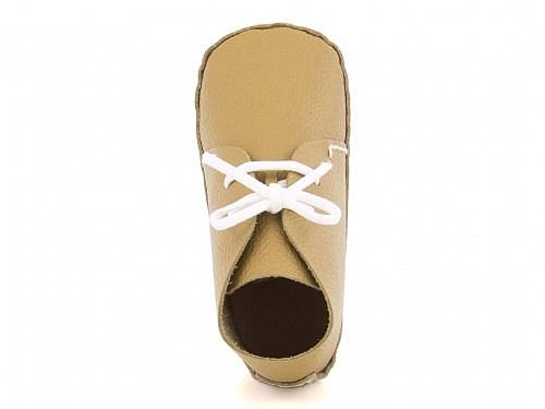 女の子 男の子 キッズ ベビー 子供靴 手作り ファーストシューズキット スニーカー 本革 ラコ raco 858 キャメル
