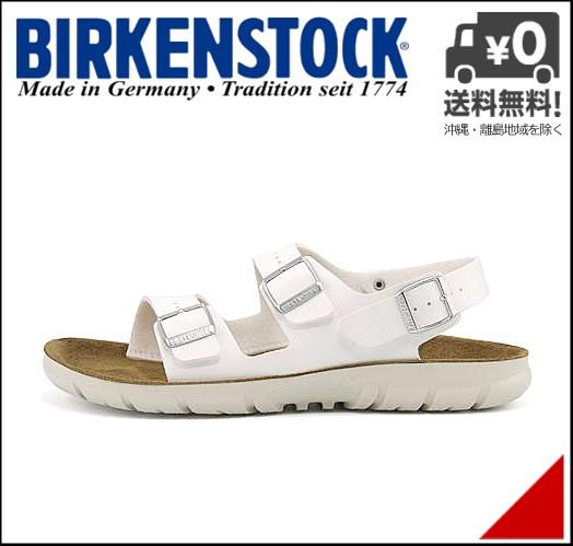 ビルケンシュトック コンフォート サンダル メンズ カノ 痛くない 歩きやすい 疲れない クラシック 軽量 クッション性 耐久性 幅広 カジュアル デイリー トラベル ビジネス オフィス KANO BIRKENSTOCK 0500761 ホワイト