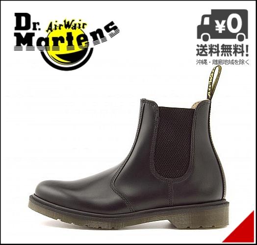 ドクターマーチン サイドゴアブーツ シューズ メンズ チェルシー ブーツ クッション性 カジュアル デイリー ストリート 2976 CHELSEA BOOT Dr.Martens 10297001 ブラック