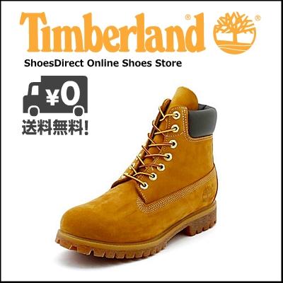ティンバーランド ブーツ 6インチ プレミアム イエローブーツ ヌバック Timberland 6inch PREMIUM BOOT 10061 ウィート