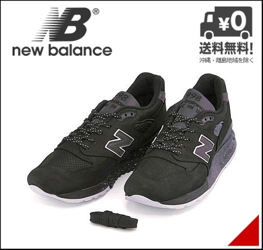 ニューバランス ランニングシューズ スニーカー メンズ M998 クッション性 D カジュアル デイリー トラベル ウォーキング スポーツ new balance 171998 ブラック