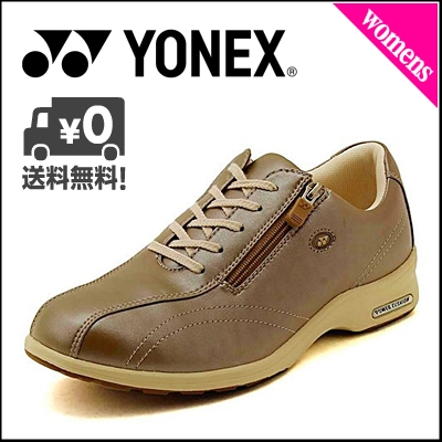 YONEX(ヨネックス) パワークッション ウォーキングシューズ SHW-LC30 パールカーキ