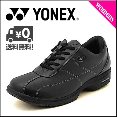 YONEX(ヨネックス) パワークッション ウォーキングシューズ SHW-LC41 ブラック