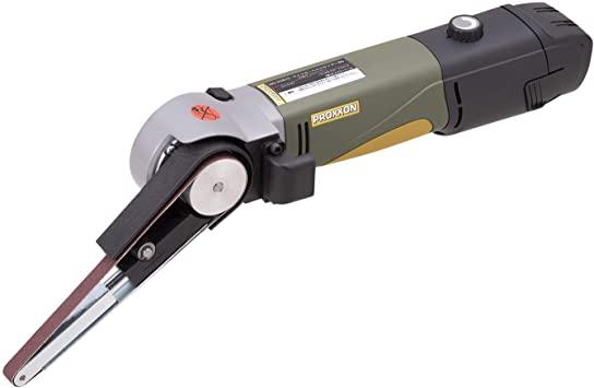 プロクソン(Proxxon) マイクロ ベルトサンダー BS/A バッテリー/充電器/ケース付 No.25810