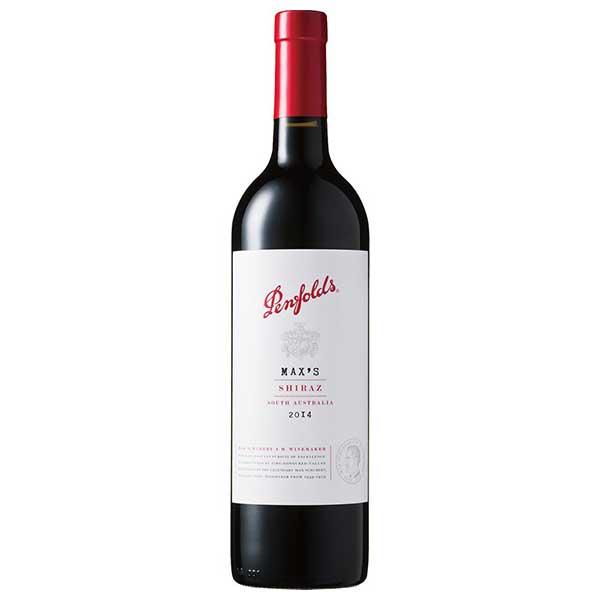 ペンフォールズ マックス シラーズ [瓶] 750ml x 6本 [ケース販売] [オーストラリア/赤ワイン/フルボディ/サッポロ]【母の日】