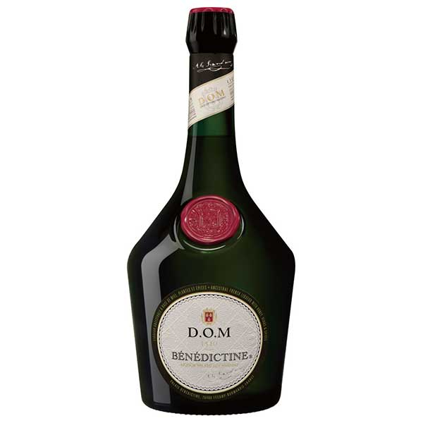 ベネディクティン DOM 40度 [瓶] 750ml x 12本 [ケース販売] [フランス/リキュール/サッポロ]