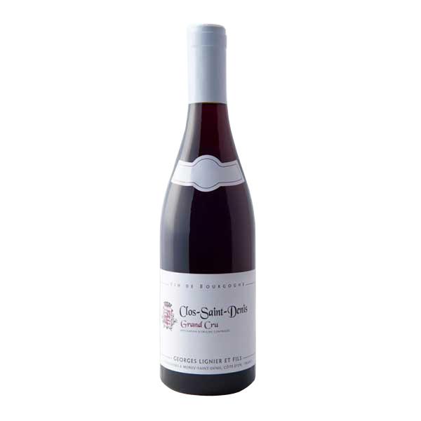 ジョルジュ リニエ クロ サン ドニ グラン クリュ 2013 750ml [JAL/フランス/ブルゴーニュ/赤ワイン/BWGLCD13]【母の日】