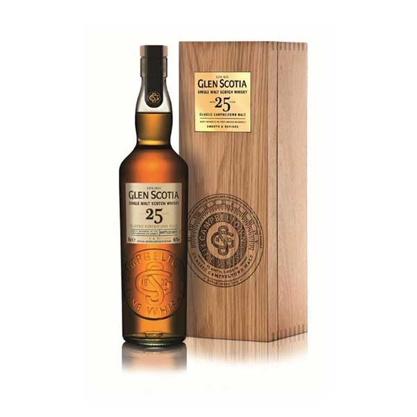 グレンスコシア 25年 [瓶] 48.8度 700ml [TK/スコットランド/ウイスキー/512622]