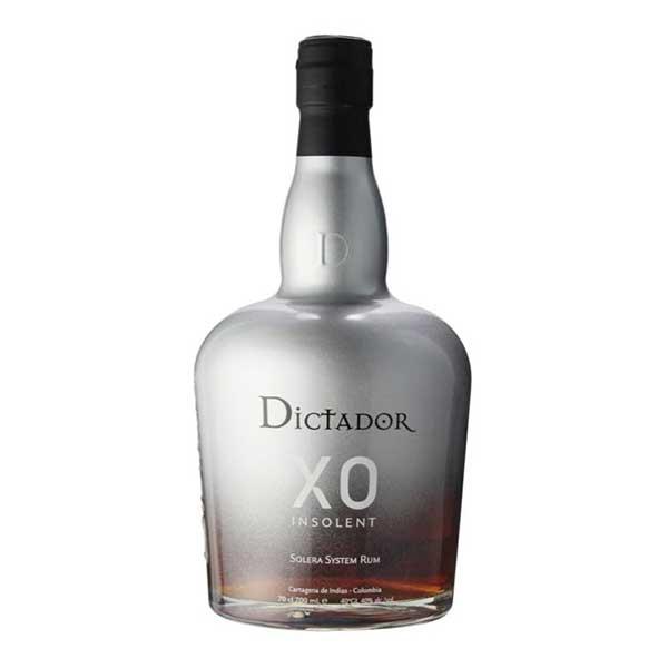 【限定割引クーポン配布中】ディクタドール XO インソレント [瓶] 40度 700ml [TK/コロンビア/ラム/600879]