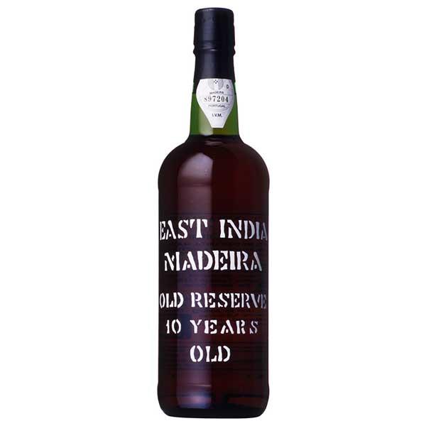 イ-ストインディア マデイラ 10年 19度 [瓶] 750ml x 6本[ケース販売][サントリー/ポルトガル/甘味果実酒/EIM10]