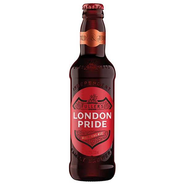 フラーズ ロンドン プライド [瓶] 330ml x 24本[ケース販売] 送料無料※(本州のみ) [同梱不可][池光/ビール/イギリス]
