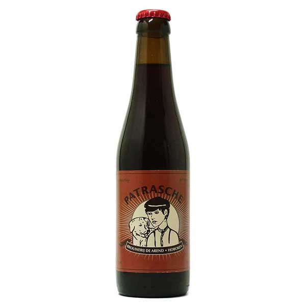 パトラッシュ ビール [瓶] 330ml x 24本[ケース販売] 送料無料※(本州のみ) [同梱不可][池光/ビール/ベルギー]
