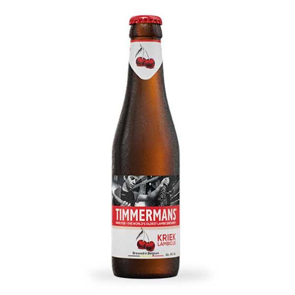 ティママン クリーク [瓶] 250ml x 24本[ケース販売] [同梱不可][池光/ビール/発泡酒/ベルギー]