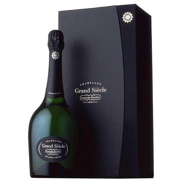 ローラン ペリエ グラン シエクル [箱付] [瓶] 750ml [サントリー/フランス/シャンパン/LAGSKQ]