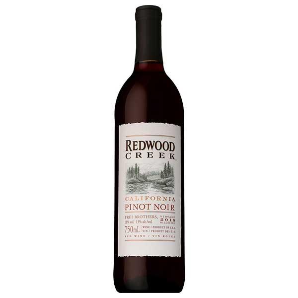 レッドウッド クリーク ピノ ノワール [瓶] 750ml x 12本[ケース販売] 送料無料※(本州のみ) [サントリー/アメリカ/赤ワイン/AGNP7Q]