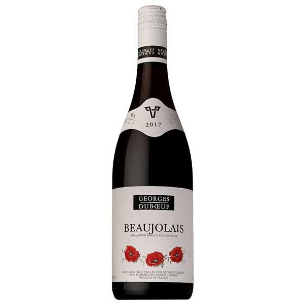赤ワイン wine ジョルジュ 正規逆輸入品 デュブッフ ボジョレー 新色追加 瓶 750ml サントリー フランス プレゼント サケ 敬老の日 酒 ギフト KLB17Q