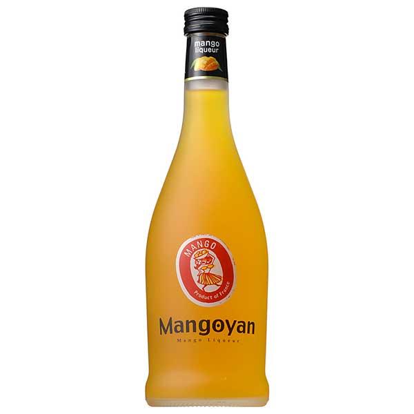 サントリー マンゴヤン 20度 [瓶] 700ml x 12本[ケース販売][サントリー/フランス/リキュール/YMANN]
