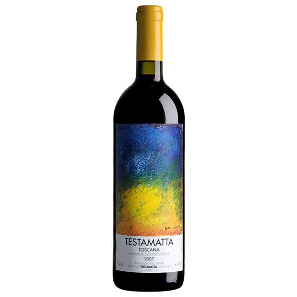 テスタマッタ [瓶] 750ml 送料無料※(本州のみ) [サントリー/イタリア/赤ワイン/TSM13]