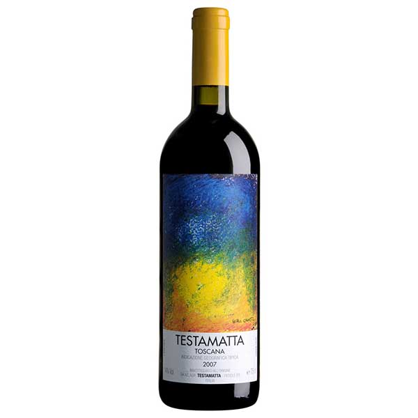 テスタマッタ [瓶] 750ml [サントリー/イタリア/赤ワイン/TSM13]