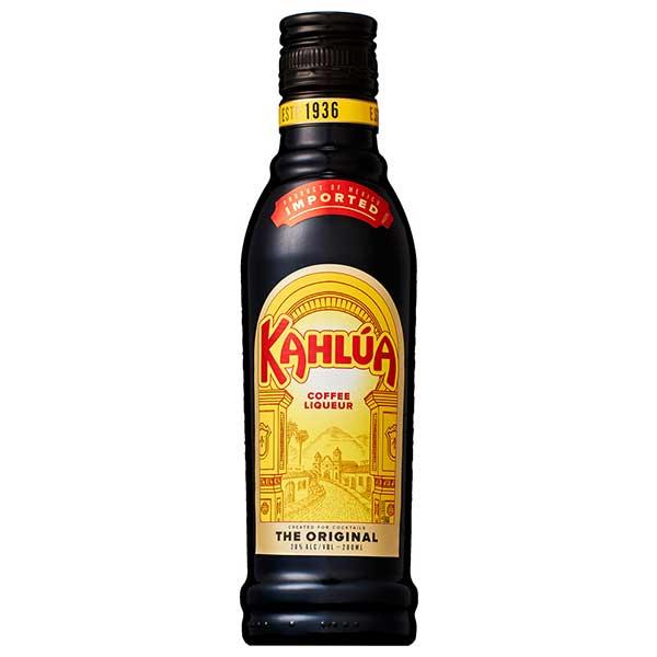 サントリー カルーア コーヒーリキュール ベビー 20度 [瓶] 200ml x 24本[ケース販売][サントリー/アメリカ/リキュール/YKCLB7]