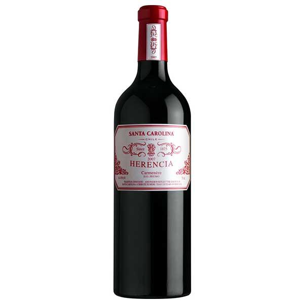 エレンシア [瓶] 750ml 送料無料※(本州のみ) [サントリー/チリ/赤ワイン/SHE10]