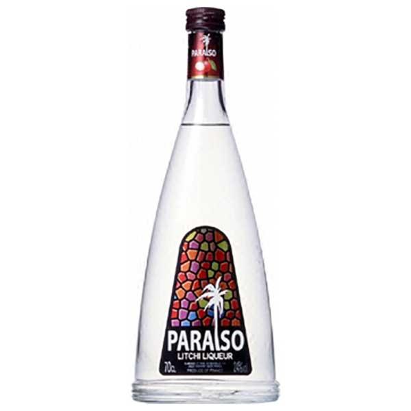 サントリー パライソ ライチ 24度 [瓶] 700ml x 12本[ケース販売][サントリー/フランス/リキュール/YPRN]