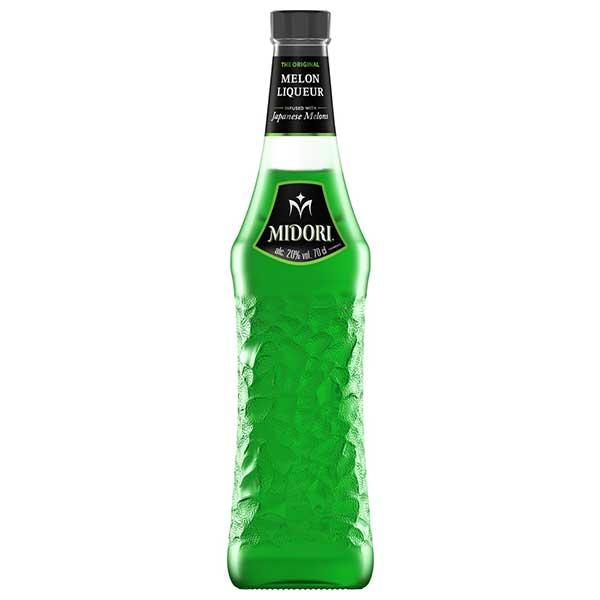 リキュール 卓越 liqueur 母の日 父の日 御中元 御歳暮 内祝い サントリー メロンリキュール ランキングTOP10 MIDORI ミドリ 送料無料 700ml 12本 YMIDNU アメリカ x 瓶 ケース販売 本州のみ 20度
