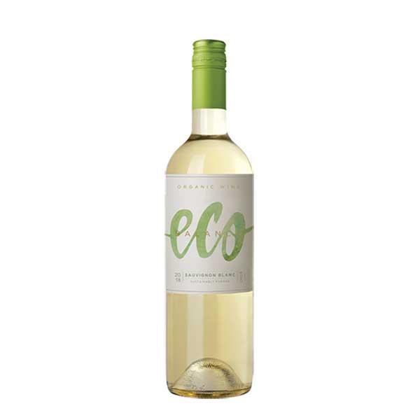 白ワイン wine 母の日 父の日 御中元 御歳暮 内祝い エミリアーナ エコ バランス オーガニック 辛口 保証 送料無料 EO-1S18 チリ 本州のみ アコンカグア WIS ソーヴィニョン 特価 ライトボディ ブラン 750ml