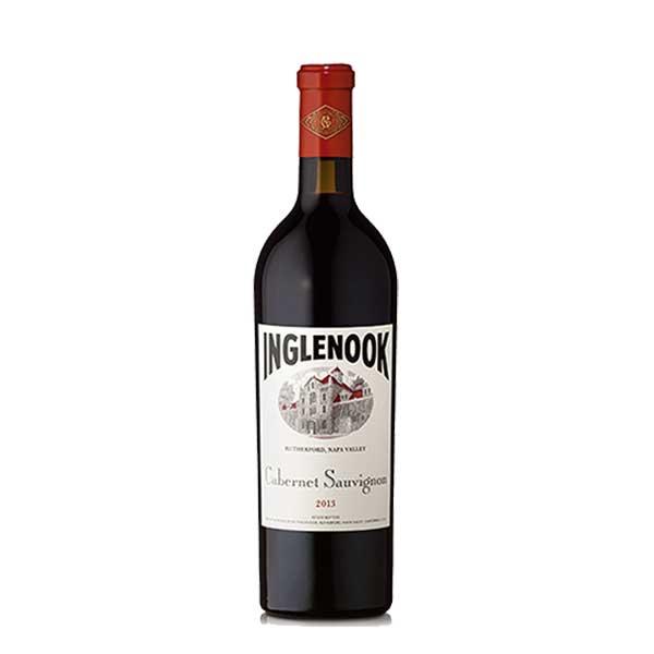 イングルヌック カベルネ ソーヴィニョン ラザフォード ナパ ヴァレー 750ml [WIS/アメリカ/カリフォルニア/赤ワイン/辛口/フルボディ/IN-4C14]