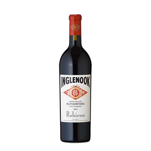 イングルヌック ルビコン ラザフォード ナパ ヴァレー 750ml 送料無料※(本州のみ)[WIS/アメリカ/カリフォルニア/赤ワイン/辛口/フルボディ/IN-4B14]