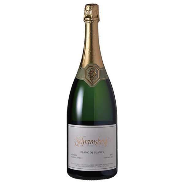 シュラムスバーグ ブラン ド ブラン ノース コースト 2015 750ml [WIS/アメリカ/サンフランシスコ/泡ワイン/辛口/ライトボディ/SA-2W15-M]