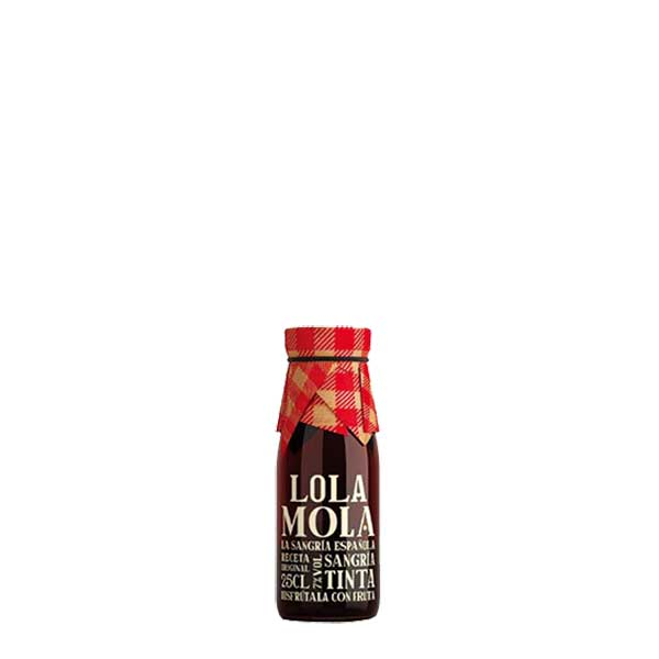 ロラ モラ ロラ モラ ロラ モラ スペイン 250ml x 24本[ケース販売]送料無料※(本州のみ)[WIS/南アフリカ/カタルーニャ/赤ワイン/辛口/ライトボディ/LM-4TNV]
