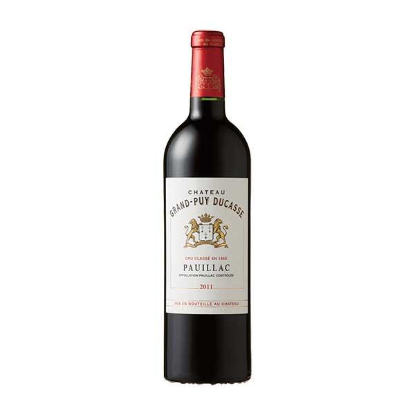 メストレーザ シャトー グラン ピュイ デュカス 2011 750ml[サッポロ/フランス/ボルドー/赤ワイン/LE55]