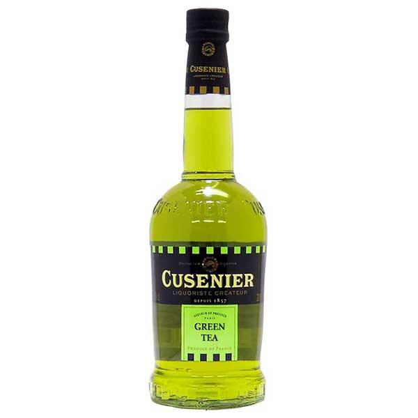 リキュール liqueur 御中元 御歳暮 特売 内祝い キューゼニア グリーンティ フランス LJ 21915 700ml 返品送料無料 本州のみ 送料無料