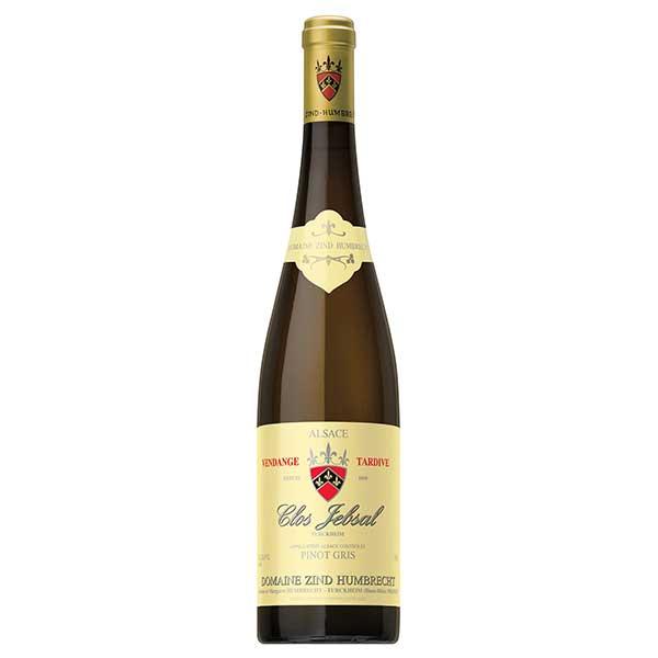 白ワイン wine 母の日 新作販売 父の日 御中元 NEW ARRIVAL 御歳暮 内祝い ドメーヌ ツィント フンブレヒト ピノ グリ タルディヴ クロ 3523ZH221630 ヴァンダンジュ 本州のみ 送料無料 アルザス ジェブサル NL 375ml 甘口 フランス