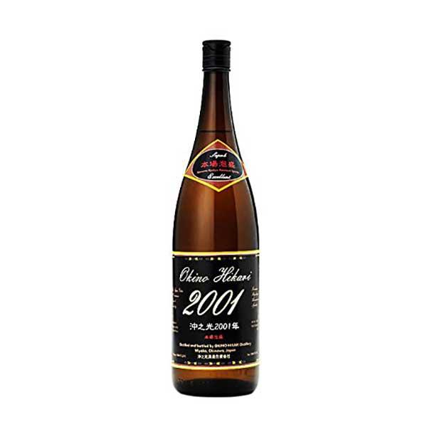 沖之光 2001年 30度 1.8L 1800ml x 6本 [ケース販売][沖の光酒造 / 泡盛]