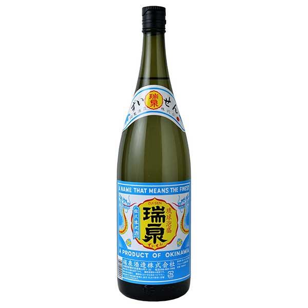 瑞泉 瑞泉 30度 1.8L 1800ml x 6本 [ケース販売][瑞泉酒造 / 泡盛]