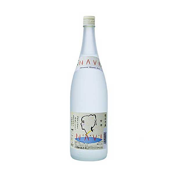NAVI 古酒 20度 1.8L 1800ml x 6本 [ケース販売][恩納酒造所 / 泡盛]