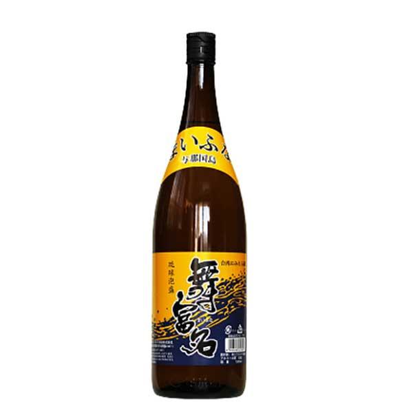 入波平 舞富名 30度 1.8L 1800ml x 6本 [ケース販売][入波平酒造 / 泡盛]【母の日】
