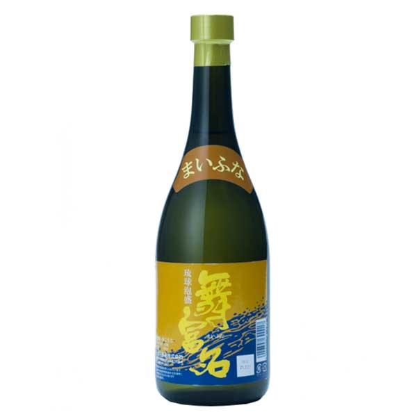 入波平 舞富名 30度 720ml x 12本 [ケース販売][入波平酒造 / 泡盛]
