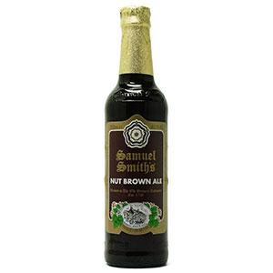 サミエルスミス ブラウン 355ml x 24本 [瓶][ケース販売][同梱不可]
