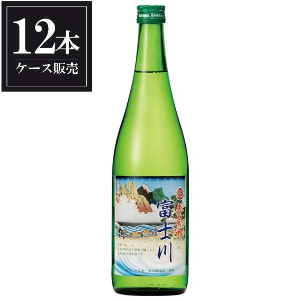 春鶯囀 特別純米酒 富士川 720ml x 12本 [ケース販売] [萬屋醸造/山梨県 ]【母の日】