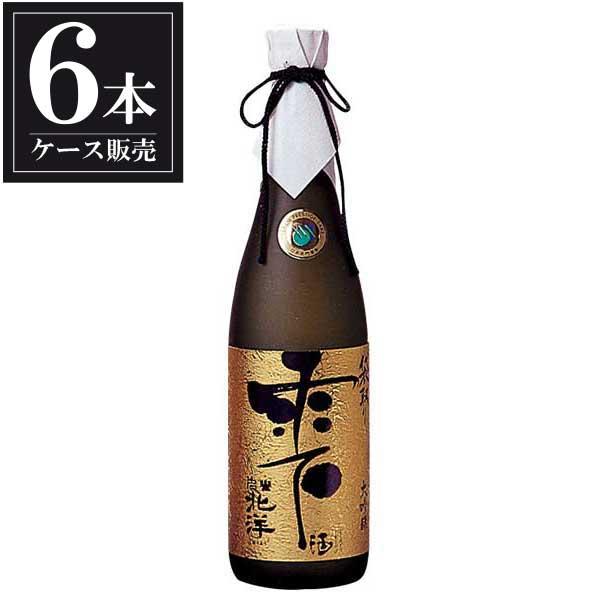 北洋 大吟醸 袋取り雫酒 720ml x 6本 [ケース販売] [本江酒造/富山県 ]