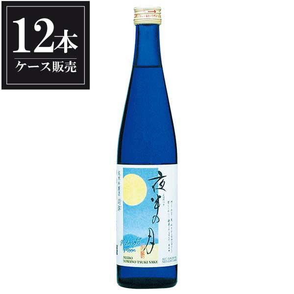 明眸 純米吟醸 夜半の月 500ml x 12本 [ケース販売] [関谷醸造/愛知県 ]