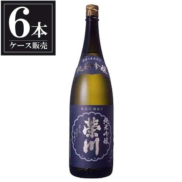 榮川 純米吟醸 1.8L 1800ml x 6本 [ケース販売] [榮川酒造/福島県 ]