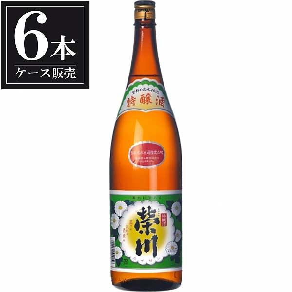 榮川 特醸酒 1.8L 1800ml x 6本 [ケース販売] [榮川酒造/福島県 ]