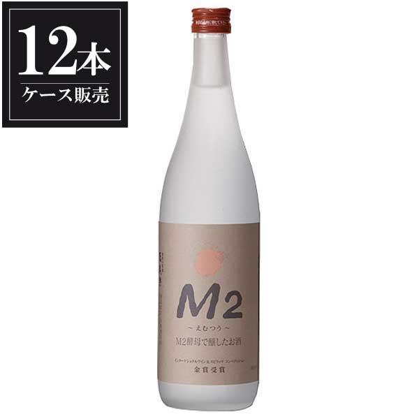萬歳楽 本醸造 M2 720ml x 12本 [ケース販売] [小堀酒造/石川県 ]