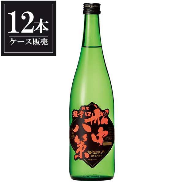司牡丹 純米 船中八策 720ml x 12本 [ケース販売] [司牡丹酒造/高知県 ]【母の日】
