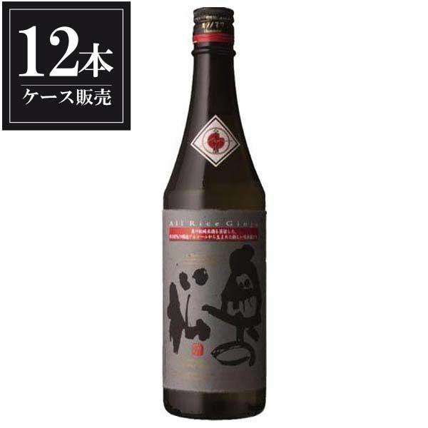 奥の松 全米吟醸 720ml x 12本 [ケース販売] [奥の松酒造/福島県 ]【母の日】