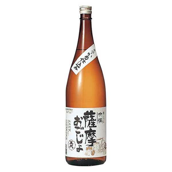 焼酎 販売 distilled spirit sake 母の日 父の日 御中元 御歳暮 内祝い 五代 特撰薩摩おごじょ かめ仕込 山元酒造 1.8L 本州のみ 6本 18%OFF ケース販売 鹿児島県 x OKN 1800ml 送料無料 25度